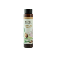 Natural shampoo for fast hair growth Herbis 300 ml